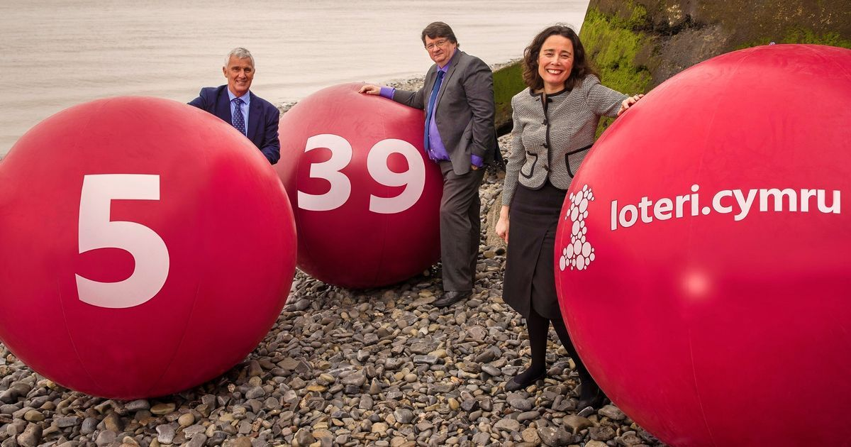 Loteri Cymru is the all-Wales lottery raising money for good causes in Wales.