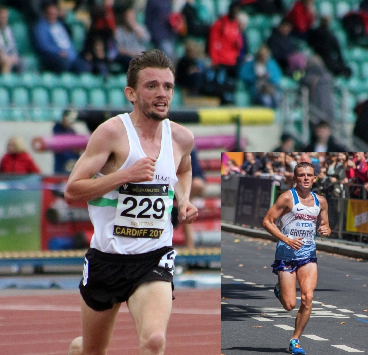 Dewi Griffiths and Josh Griffiths will be competiting as part of Team Wales at this year's Commonwealth Games