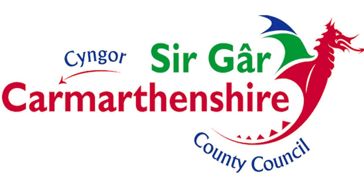 Image result for carmarthenshire county council logo