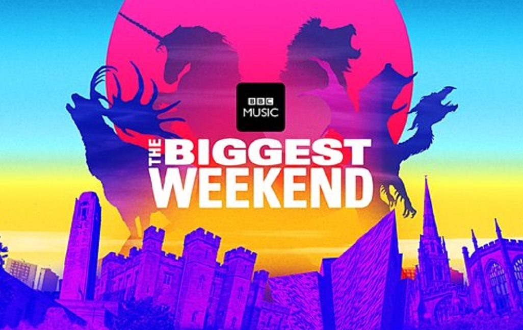 BBC's Biggest Weekend will take place in Swansea on Saturday, May 26 and Sunday, May 27. Pic: BBC