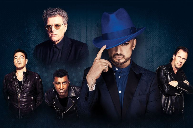 Boy George and Culture Club will be bringing their tour to Cardiff Motorpoint Arena this November.