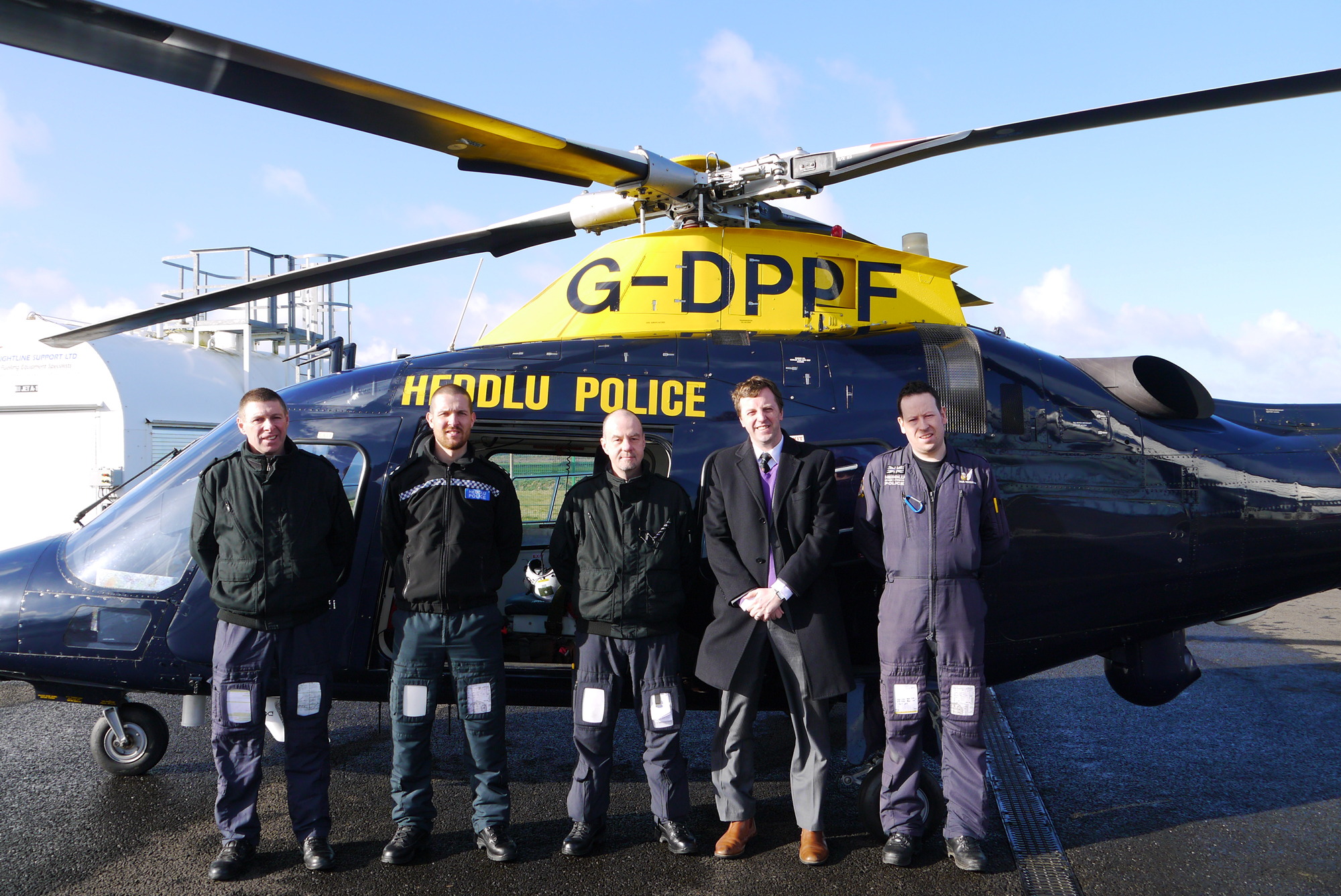 Calls for action from MP as response time for police helicopter doubles