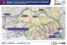 The first stage of the 2018 Tour of Britain will pass through Llandeilo and Llandovery