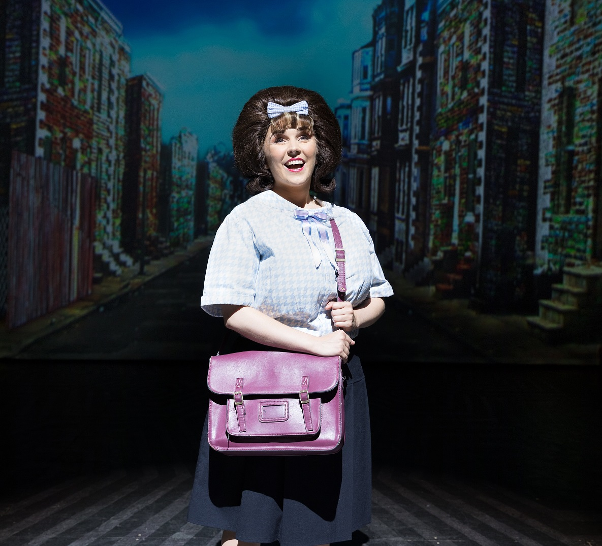 Rosie O'Hare as Tracy Turnblad.