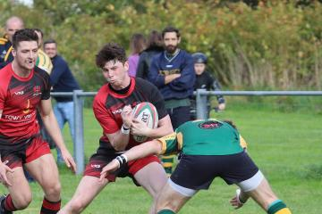 Llandybie get their first win of season