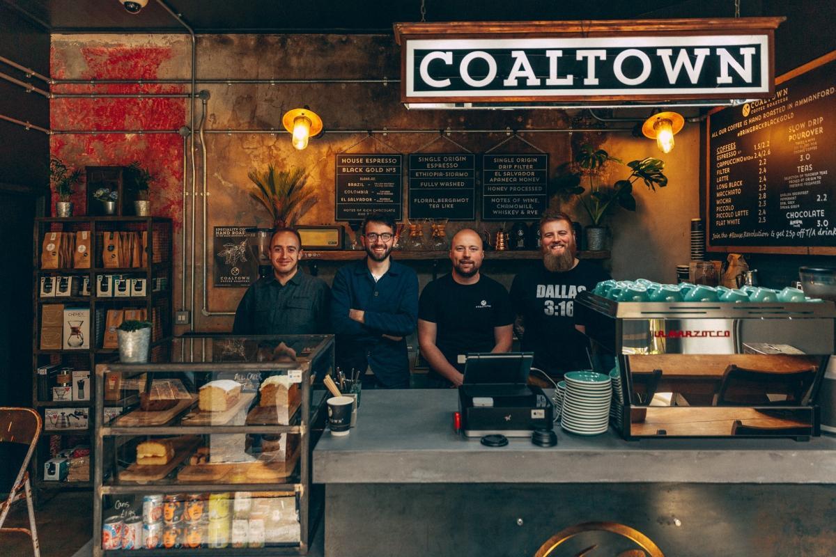 Coaltown Coffee Roasters set to tickle taste buds around town ...