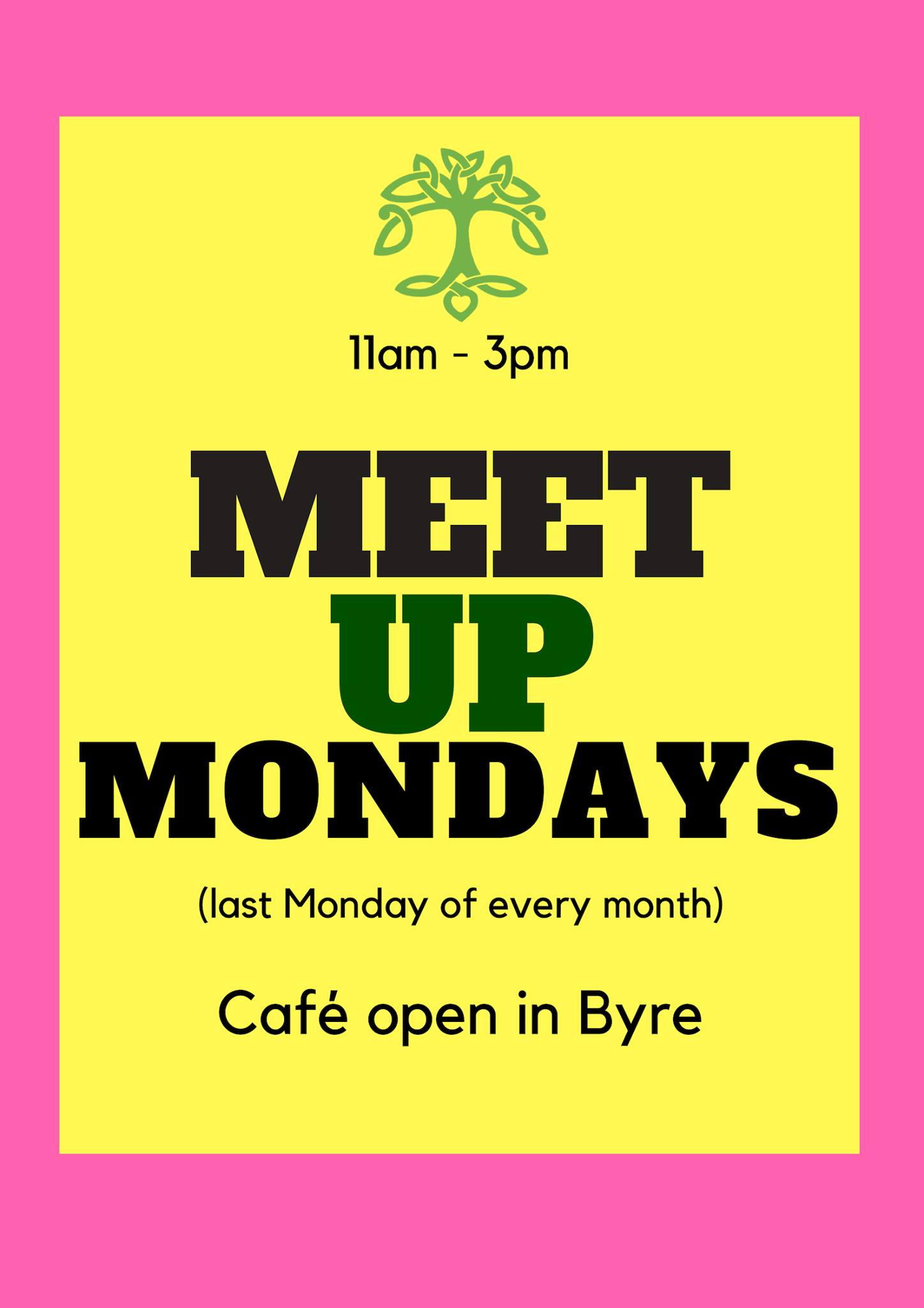 Meet-up Monday