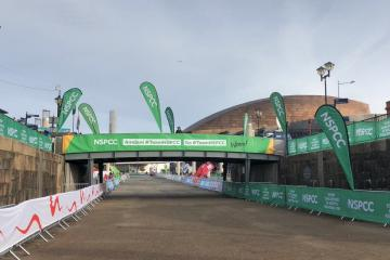 Charity places available for Cardiff Half Marathon