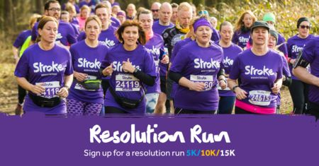 Resolution Run Cheshire 2019 5k/10k/15k