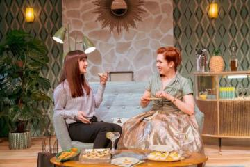 Sara makes West End debut in dark comedy