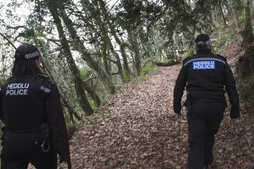 Missing people: The challenges facing Dyfed-Powys Police