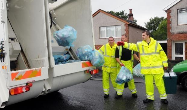 Bin collection changes from next month in Carmarthenshire