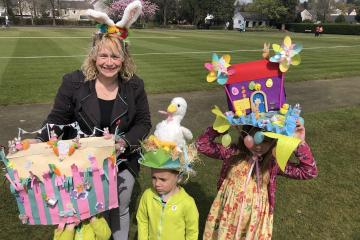Easter Fun Day proves to be egg-cellent