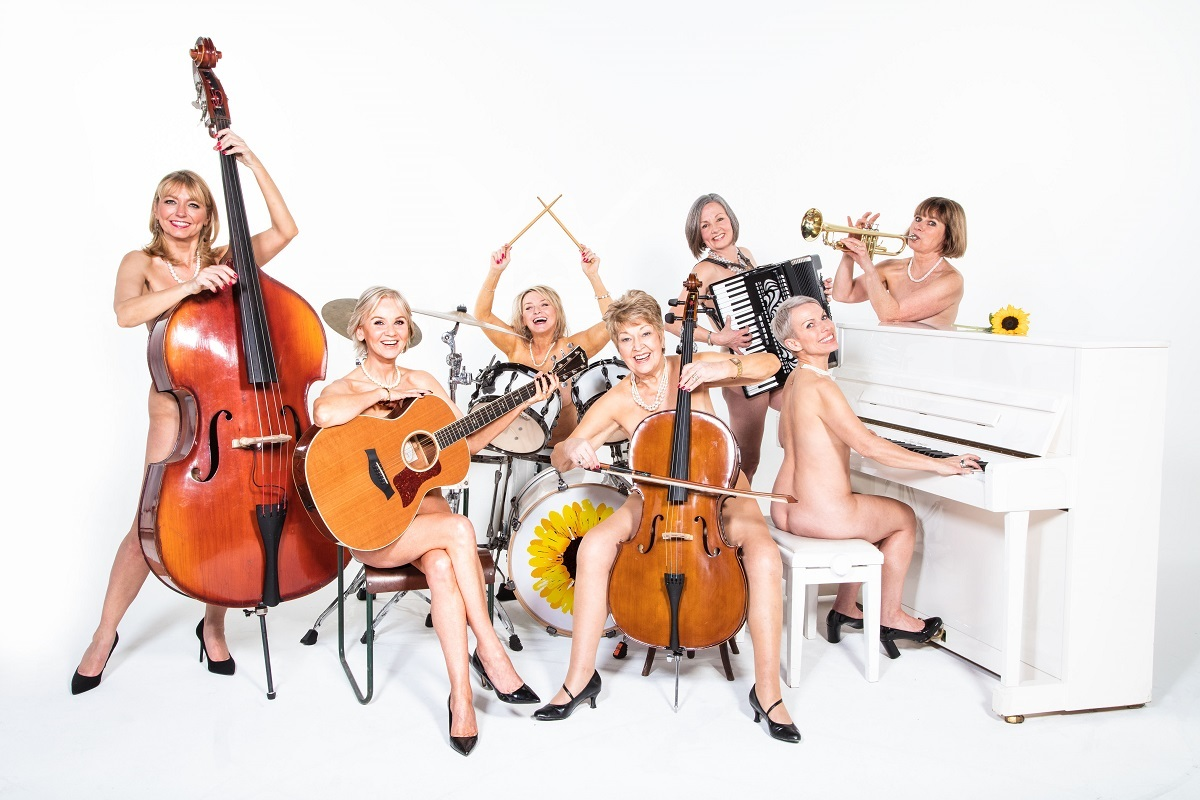 Calendar Girls The Musical is playing Wales Millennium Centre until May 11