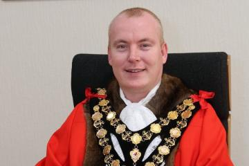 New Mayor aims to champion community volunteers