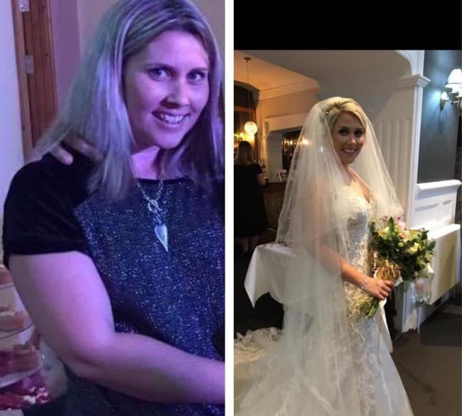 Wedding Weight Lose.Wedding Weight Loss Joy For Ystradgynlais Slimmer South Wales Guardian