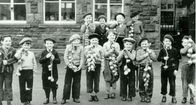 David H Williams submitted this photograph of the old Ammanford Primary School in 1959-1960.