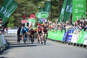 Women's Tour a resounding success for Carmarthenshire